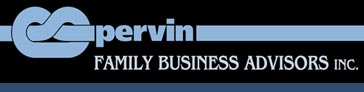 Logo: Pervin Family Business Advisors Inc.